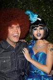 Perez Hilton and Selena Gomez