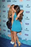 Aubrey O'Day, Melissa Molinaro 'Perez Hilton's Blue Ball...