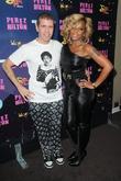 Perez Hilton and Mary J Blige