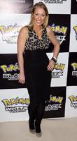 Laura Hamilton Pokemon Black and White Launch Party...