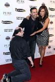Jason Alexander, Ali Nejad and Leeann Tweeden NBC's...