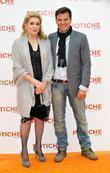 Catherine Deneuve and Francois Ozon