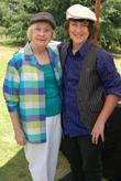 Kathryn Joosten and Noah Dahl and Mtv Movie Awards