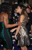 Naomie Harris and Serena WIlliams Pre-Wimbledon Party held...