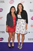 Vania King and Yaroslava Shvedova Pre-Wimbledon Party held...