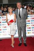 Mark Austin and Julie Etchingham