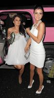 Jessica Wright and Lucy Meck 'Priscilla Parties -Launch'...