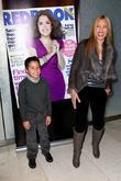 Michael Michele and son J. Brandon Redbook's special...