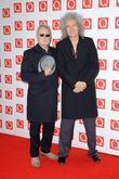 Roger Taylor and Brian May The Q Awards...