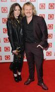 Leigh Francis, Adam Clayton, Bono, U2 and The Q Awards
