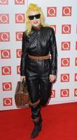 Pam Hogg  The Q Awards 2011...