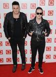Rab Allan and James Allan of Glasvegas...