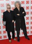Roger Taylor, Brian May and The Q Awards
