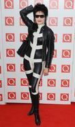 Siouxie Sioux  The Q Awards 2011...
