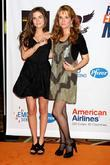 Zoey Deutch and Lea Thompson 18th Annual Race...