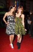 Guest and Bella Thorne Los Angeles premiere of...