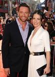 Hugh Jackman and Evangeline Lilly
