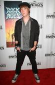 Austin Anderson Broadway sensation 'Rock Of Ages' celebrates...