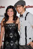 Jenna Ushkowitz, Harry Shum jr