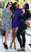 Kelly Rowland and Serena Williams