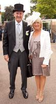 Russ Abbott and wife
