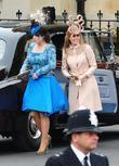 Princess Eugenie and Princess Beatrice The Wedding of...