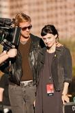 Ryan Gosling and Rooney Mara  on the...