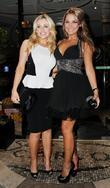 Sam Faiers and Gemma Merna leaving San Carlos...