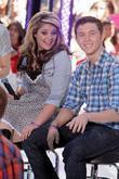 American Idol finalist Lauren Alaina and winner Scott...