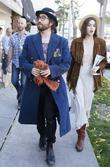 Sean Lennon and Charlotte Kemp Muhl
