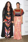 Margherita Missoni and Angela Missoni Burberry Serpentine Summer...