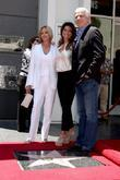 Bo Derek and Shania Twain