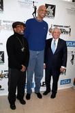 Spike Lee and Kareem Abdul-jabbar