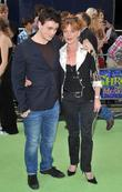 Samantha Bond and George Lamb
