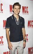 Aaron Tveit Opening night after party for the...