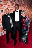 Quincy Jones and Ruby Dee