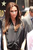 Victoria Beckham, Star On The Hollywood Walk Of Fame