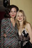 Maggie Gyllenhaal and Marin Ireland Opening night after...