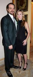 David Harbour and Julia Stiles