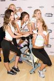 Erin Heatherton, Alessandra Ambrosio and Lily Aldridge
