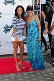 Eva Longoria and Maria Conchita Alonso