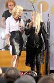 Lara Spencer and Stevie Nicks