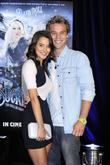 Lincoln Lewis And Rhiannon Fish