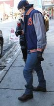 Ashton Kutcher Celebrities at the 2011 Sundance Film...