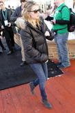 Emma Roberts Celebrities at the 2011 Sundance Film...