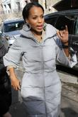 Kerry Washington Celebrities at the 2011 Sundance Film...