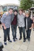 Riley Griffiths, Joel Courtney, Ryan Lee, Zach Mills