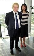 Boris Johnson and Samantha Cameron