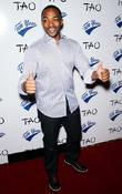 Anthony Mackie Official Movie Wrap Party at TAO...