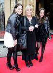 Linda Robson and daughters,